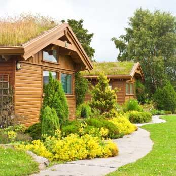 ideale-Gartenhaus