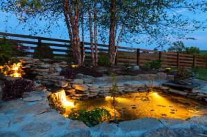 LED-Lampen-für-die-ideale-Gartenbeleuchtung